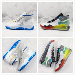 $enCountryForm.capitalKeyWord Australia - 2019 Zoom White Blue Colorful Mens Designer Waterproof Outdoor Sport Trainers Sneaker KD12 EP Basketball Shoes Size 7-12
