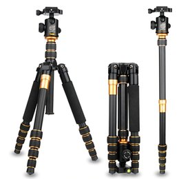 Professional Cameras For Photography Australia - Professional Photography Carbon Fiber Stand Tripod Monopod with Ball head Travel Tripod For DSLR Camera Tripod