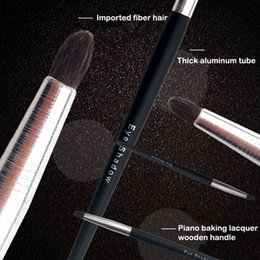 single eye shadow brushes Australia - High Quality Free Shipping Portable Eyebrow Brush Animal Hair Single Makeup Brushes Cosmetic Beauty Tools Eye shdow Brush Wholsale HXD-06604