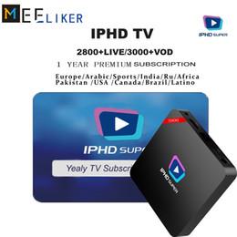 Media Player Live Australia - 1year free Subscription Streaming Linux TV Box IP-S900 IPTV 2800+ Live 3000+ VOD IPHD Box Media Player 2GB RAM Arabic Europe USA Canadian