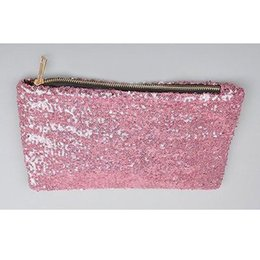 Wholesale Hot Sel Retro Luxury Sequins Hand Bag Taking Late Package Clutch Bag Sparkling Dazzling Sequins Clutch Bags Purse Handbag Evenin B5