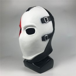 classic plastics Australia - Halloween Club poker face Mask Electroplating Unisex Mask Cosplay Costume Movie Stars Party Stage Clown Plastic Mask