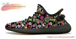 $enCountryForm.capitalKeyWord NZ - 2019 Custom shoes for individuals teams HOT Cheap Baby Kids Kanye-West 35 Boost Children Athletic Shoes Boys Running Shoes Girls Casual Shoe