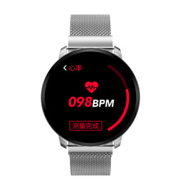 $enCountryForm.capitalKeyWord Australia - 2019 New CF68 Smart Watch Intelligent Reminder Smart Watch Multilingual Word Library Real-time Heart Rate Measurement