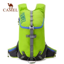 camel outdoor backpack 2019 - CAMEL 16L Men & Women Wearable Lightweight Decompression Unisex Outdoor Leisure Travel Camping For Hiking Outdoor Bags d