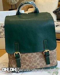 $enCountryForm.capitalKeyWord Australia - Upmarket Europe And The United States The New Fashion And Women Capacity Checked Travel Bags British Leisure Backpack Designer Backpacks