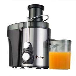 Toptan satış 600W Elektrikli Limon Portakal Sıkma Makinesi Paslanmaz Çelik Meyve Sıkacağı Aletleri Ev Mutfak Malzemeleri