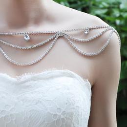 $enCountryForm.capitalKeyWord NZ - wholesale G01 Appliques Crystals Wedding Wrap Wedding Made in China Wedding Accessories for bride Evening Dress Shawl for