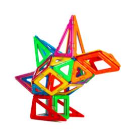 Jouets magnétiques 3D éducatifs pour bébé avec un aimant et des ABS de terres rares
