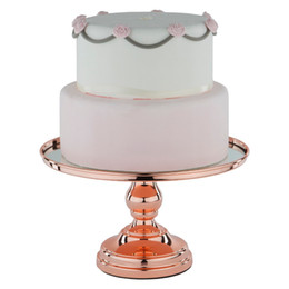 House Plates Australia - Wedding table cake stands Macarons Donuts Lollipops cake holder dessert plate cupcake pan stand birthday hotel event table tall cake decor