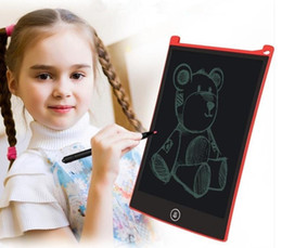factory tablets UK - NEW LCD Writing Tablet Digital Portable 8.5 Inch Drawing Tablet Handwriting Pads Electronic Tablet Board for Adults Kids Children factory