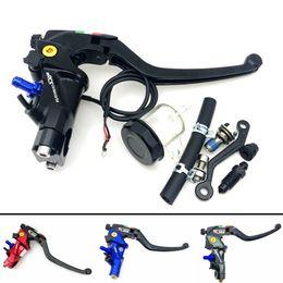 $enCountryForm.capitalKeyWord Australia - CNC 19RCS Motorcycle Brake Master Cylinder Cable clutch Radial Brake Pump 22mm Universal For Honda Yamaha Kawasaki Suzuki