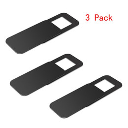 Camera tape online shopping - 3Pcs Web Camera Secure Protect Privacy Plastic WebCam Shutter Cover for Desktop Laptop Phone Plastic cameras protection tape