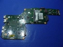 pci express laptop NZ - FOR Toshiba Satellite C855 C855D Laptop Motherboard W  E300 CPU V000275390 6050A2509701-MB-A03 DDR3 Test 100% good
