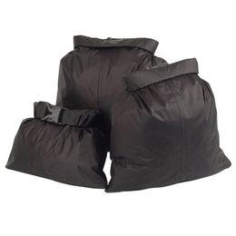 $enCountryForm.capitalKeyWord NZ - 3pcs lot Portable 1.5L 2.5L 3.5L Pvc Waterproof Swimming Bag Dry Bag Camping Kayak Rafting Rucksack Pack #149293