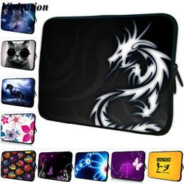 $enCountryForm.capitalKeyWord Australia - White Dragon Printing Mens Boys Notebook Case 17 14 Sleeve Bag For Macbook Pro 13.3 15.4 15 13 Laptop Bag 17.3 12 10 Tablet Case