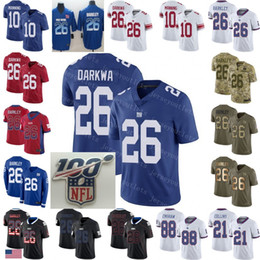 newest dbe91 ff2f8 Discount Saquon Barkley Jersey | Saquon Barkley Jersey 2019 ...