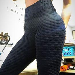 028e7998b2cc2 Sexy black girlS yoga pantS online shopping - New Girls Gym Long Yoga Pants  Women Sports