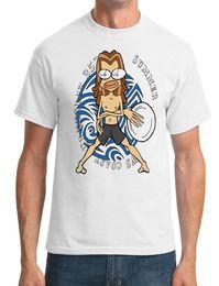 Design Sweat Shirt Australia - Surf Frisbee Beach Tribal Design - Mens T-Shirt Funny 100% Cotton T Shirt Trump sweat sporter t-shirt