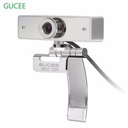$enCountryForm.capitalKeyWord Australia - Webcam 720P, GUCEE HD92 Web Camera for Skype with Built-in HD Microphone 1280 x 720p USB Plug n Play Web Cam, Widescreen Video