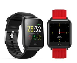 Wholesale Best selling Q9 Blood Pressure Heart Rate Monitor Smart Watch IP67 Waterproof Sport Fitness Trakcer Watch Men Women Smartwatch