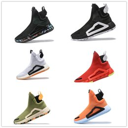 $enCountryForm.capitalKeyWord Australia - 2019 new men's wear designer shoe upper board sole professional vision for men's basketball boots sneakers versatile casual knit shoes n1