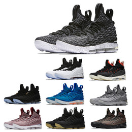 big sale e5c9a 2412a James Lebron Shoes Canada - Ashes Ghost Floral Lebrons 15 Basketball Shoes  Lebron shoes Sneaker 15s