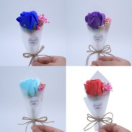 $enCountryForm.capitalKeyWord Canada - Classical Artificial Flower Gift For Valentine Day Beautiful Soap Flowers Color Photo Props High Quality Home Decor 2 6xf Ww