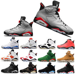 $enCountryForm.capitalKeyWord NZ - 2019 New Reflective Bugs Bunny Bred 6 6s Basketball Shoes For Men Tinker UNC Black Cat Carmine Mens Designer Trainer Sports Sneakers 7-13