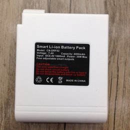 $enCountryForm.capitalKeyWord Australia - 7.4V 4400mAh Smart Li-ion Battery Pack for Heated Jacket, Electric Ski Coat Replace battery, Four Adjustable Rechargable Battery