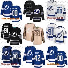 New Season Tampa Bay Lightning Jerseys 18 Ondrej Palat 24 Ryan Callahan 7  Mathieu Joseph 86 Nikita Kucherov 81 Erik Cernak Hockey Jerseys fe761543d