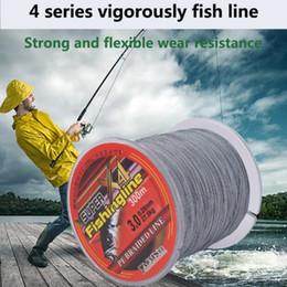 MultifilaMent braid fishing online shopping - 300M Strands Fishing Line LB Braided Line Smooth Multifilament PE Fishing Line for Saltwater Fishing New