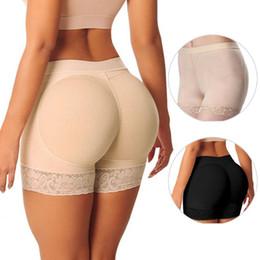 dae049f7b1e Hot Shaper Pant Sexy Boyshort Push Up Pad Panties Women Fake Ass Underwear  Fake Butt Pad Buttock Shaper Butt Lifter Hip Enhancer