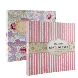 Wholesale Card Shows UK - 120 Colors False Nail Art Display Chart Book Card Nail Polish Color Display Card Art Showing Board Manicure Tool