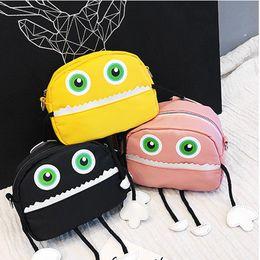 $enCountryForm.capitalKeyWord Australia - banabanma Women Kids Cute Cartoon Canvas Handbag Single Shoulder Bag Crossbody Bag Satchel