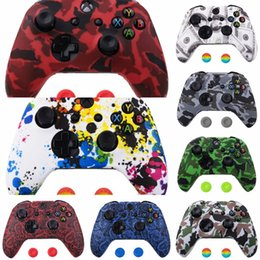wireless controller shells Australia - W4y8e XBox Shell Lid Back Case Cover Replacement For Battery One Wireless Controller
