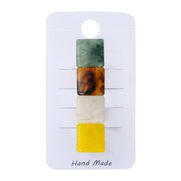 $enCountryForm.capitalKeyWord Australia - Color Box Korea Ins Net Red Hair Card Metal Duckbill Clip Accessories Good-Looking Style Ladies Hair Clips Many Styles Choice