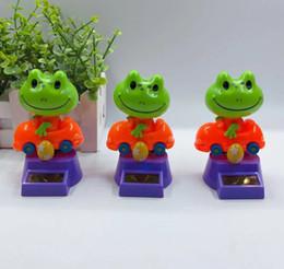 $enCountryForm.capitalKeyWord Australia - Creative Cartoon Frog Car Interior Jewelry Gift