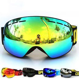 $enCountryForm.capitalKeyWord Australia - Large Spherical Surface Myopic Goggles Double Deck Antifogging Skiing Fashion Men And Women Major Goggle Portable Hot Sale 125wrI1
