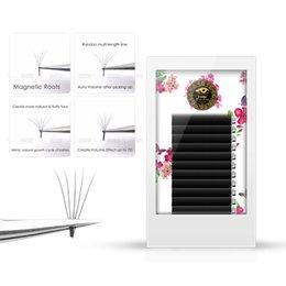 $enCountryForm.capitalKeyWord NZ - ICYCHEER Easy fan Eyelash Extensions Auto flowering false eyelash Easy fan lash Instant blossom volume fast Auto fans