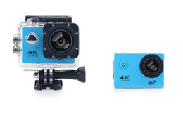 Top ouTleTs facTory online shopping - 2019 top Factory Outlet K with Wifi outdoor waterproof camera sports SJ9000 sports camera