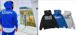 Crenshaw TMC Designer Hoodies Essentials cinza com capuz Moletons temor de Deus 6ª Atmosfera Harajuku camisola venda por atacado