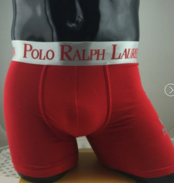 Wholesale big men underwear for sale - Group buy 100 cotton Mix Men Brand Sexy Brand Underwear Cueca Boxer Men Cotton Men s Shorts Boxer Homme Pouch Boxers Underware big size M XXL