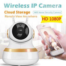 $enCountryForm.capitalKeyWord Australia - WIFI 1080P IP Camera Wireless Home Security IP Camera Surveillance Wifi Night Vision CCTV Baby Monitor 32G card