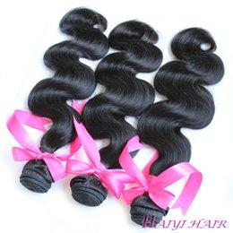 Venta al por mayor Proveedores de cabello virgen Onda del cuerpo peruano Onda del cuerpo humano alineado paquetes