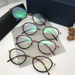 0b4a566dff 2019 Oval Leopard Sunglasses Luxury Brand Designer Wome Men Fashion Glasses  High Quality UV Protection Titanium Eyeglasses with Retail Box