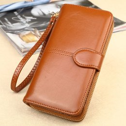 $enCountryForm.capitalKeyWord Australia - Wallet Phone Bags Hand Held Dirt-resistant Shockproof All-Protection Portable Convenient Shopping Walking Leather Phone Shell Covers Cases