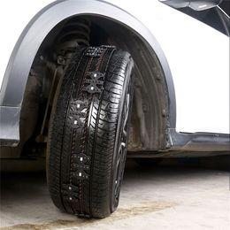Car Tires Chains Australia - 2PCS Winter Non-slip Universal Black Wearproof Wheel Tire Anti-skid Emergency Chain for Car Truck SUV MPV Auto Car Accessories