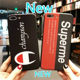 Cheap Back Case Australia - Cheap Brand iphone case for IphoneX 7plus 8plus 7 8 6s Plus 6s Mobile Phone Housing with Acrylic TPU Full Edge Protection Back Cover