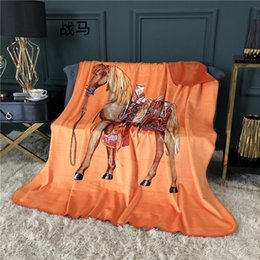 Suitable For Chair Or Bed Machine Washable Brown 180 X 200 Cm Super Soft Warm Rug Luxury Plush Fleece Throw Blanket